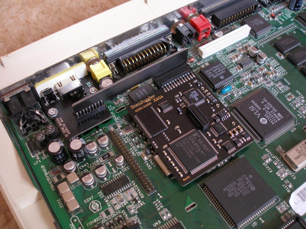 SJ_XAGA_3.2_+_SJ_HDMI_Module_A1200RFM
