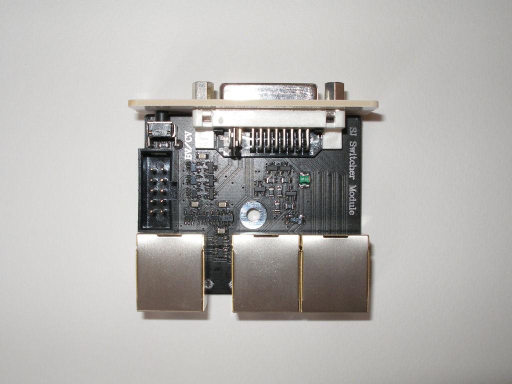 SJ Switcher Module (DVI)